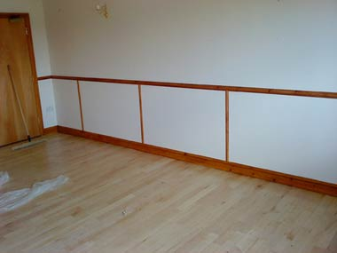Skirting Boarding